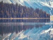 Emerald Lake Reflects