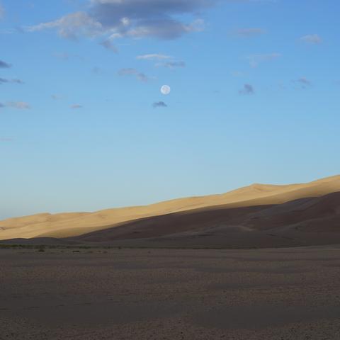 Great Sand Dunes National Park & Preserve