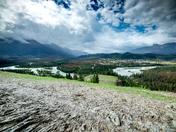 View over Jasper