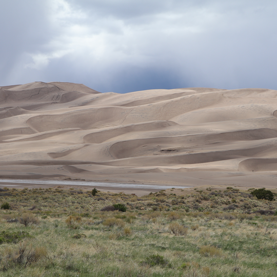Great Sands Dunes National Park and Preserve
