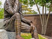 Statue Of Sam Sharpe