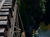 Trestle of Little Qualicum RIver