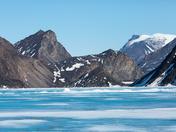 Baffin Island , Mountains