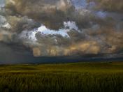 Remnants of a Saskatchewan Storm