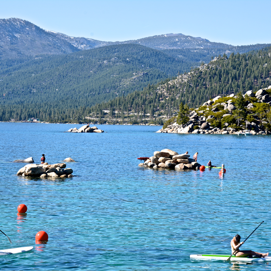 Lake Tahoe Basin Management Unit
