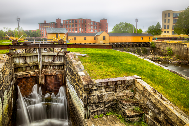 Lowell National Historical Park