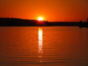 Sunset in Muskoka