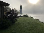 Morning walk in Cornwall
