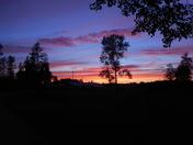Painted skys