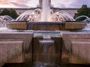 Golden Fountain - Winnipeg Legislative