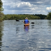 5.16.2021 - 1st kayak voyage of the season