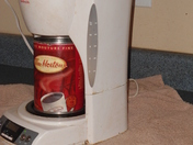 tim hortons coffee to the rescue