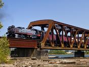 Empress 2816 Steam Train