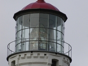 Pineapple Lense of Cape Blance Lighthouse