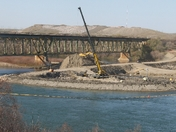 Startup of a New Bridge in Saskatoon, Sk.