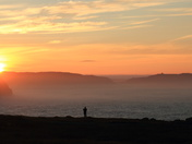 canada day sunset at cape spear.JPG