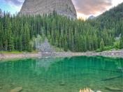 Mirror Lake and the Big Beehive