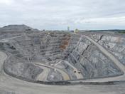 Barrick Hemlo gold mine in Marathon Ontario
