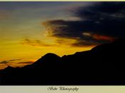 hoodoo sunset
