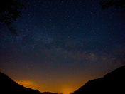 Lake Cowichan | Night