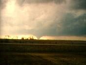 Tornado at the Front Door