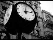 Time in Monochrome