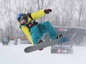 Snowboard Jamboree World Cup Competition