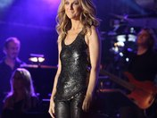 Celine Dion concert in Quebec City