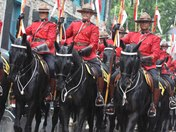 400th Anniversary of Quebec City Parade