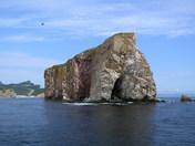 End View, Perce Rock