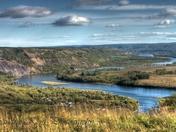 Peace River  Fort St John  BC