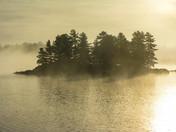 Picnic Island, Grundy Lake Provincial Park