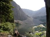 Window Mountain Lake