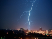 Lightning Strikes Westend