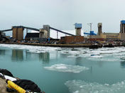 The Salt Mine at Goderich