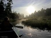 Grundy Lake Sunrise