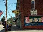 Downtown Scio Ohio