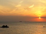 Pelee Islander enroute to Pelee Island