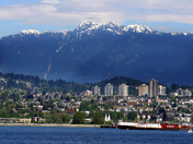 Vancouver - city of mountains and sea