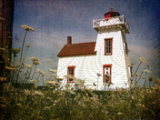 The Lighthouse at North Rustico