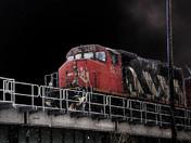 Dark Train Coming