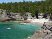 Indian Cove, Bruce Peninsula National Park