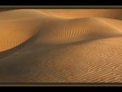 Dune Panorama - Mesquite