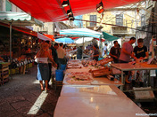 Ballaro's market Palermo,Sicily ...