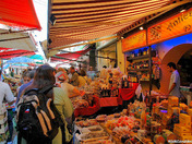 Ballaro's market in Palermo, Sicily ...