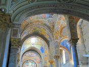 Inside of a Sicilian cathedrale ...