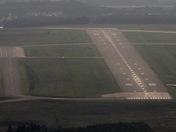 Landing runway 29 Moncton