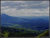 Distant Northern Rockies