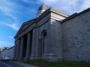 Kingston Penitentiary Main entrance & wall