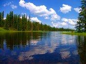Whirlpool Lake - Riding Mountain National Park